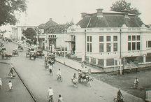 (Java) waar de familie heeft gewoond