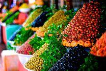 Moroccan olives / Marokkói olíva / Moroccan olives