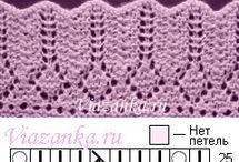Bordura tricotata