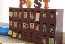 Post kleuters