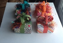 Gift Boxes / by Holly Hopewell