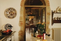Tuscan style room / by LynDee
