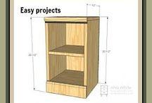 Wood Working Ideas / by Tammy Tomlin