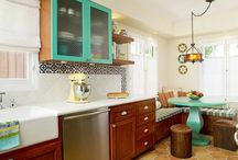 Kitchen Ideas / by Tami Wyman
