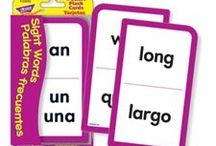 Sight Word/Palabras Frecuentes