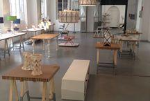 Salone del Mobile 2015 / Impressions from the presentation in Milan during Salone del mobile with Tuttobene at Via Novi 5 in the Tortona District