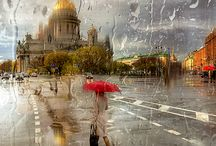 Yağmur...