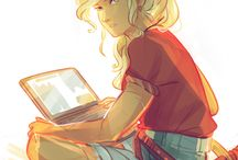 Annabeth Chase / Wise Girl