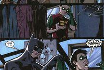 Batman and batman stuff / Batman, Robins and Jokers if speaking short :)