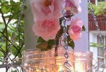 sfeer in tuin