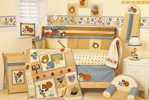Sports Crib Bedding