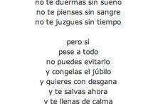 Poemas increibles