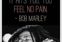 Bob Marley / A great man, with a great mind