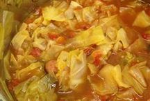 weight loss - cabbage soup recipe