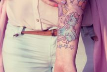 tattoo ink / alguna vez me rayare para siempre