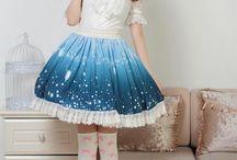 Lolita dresses / by indianfashionandlifestyle.com