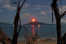 Vulkány světa