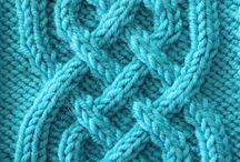 Knitted Cable Patterns