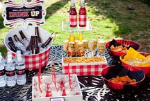Party Ideas / by Debbie Webster