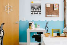Cool Work Spaces / by Erika Narciso