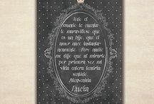 Pizarras Domitilas - Chalkboard printable!