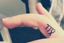 Fingers tatoos