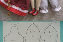Tildy i inne lalki diy