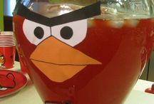 ANGRY BIRDS  \(ˆ▽ˆ)/ / \(ˆ▽ˆ)/