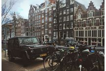 Netherlands, Amsterdam. / One day