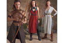 geek sewing - costumes