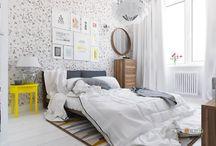 """Дизайн интерьера спальни от студии """"Печёный"""" / Дизайн интерьера спальни, дизайн интерьера спальни, интерьер спальни, bedroom design, современный стиль."""