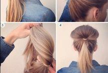Hair / by Kelley Knight