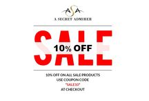 SALE / Exclusive SALE - get best discounts on all SALE products.