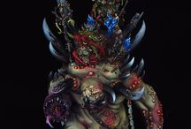 NEW chaos Nurgle The Glottkin 2