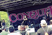 Warped Tour 2014 / Shiragirl stage for Warped Tour 2014.
