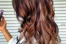 Hair trends & colors