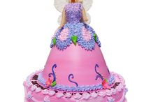Barbie Cakes Online / Surprise your princess on her birthday by choosing from a variety of barbie cakes for birthday on our online portal. We have many princess cakes in different flavors. Order Barbie Cakes Online.