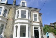 House conversion to flats