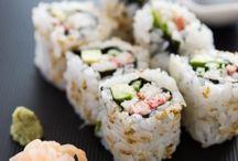 Sushi / by Tia Preece