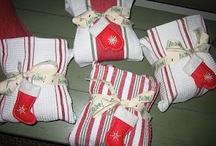 Gift Wrap Ideas / by Alicia Pierce