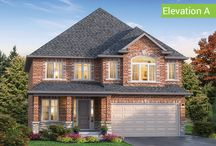Firenze Home Design / Single Home 2600 square feet  4 or 5 Bedrooms