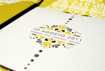 wedding design + photography / A catalog of ideas for wedding invitation design ideas for current and future projects.