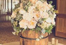 Kwiaty- dekoracje na slub