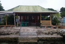 penginapan / homestay di pulau tidung
