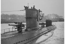 Submarines: Type VIIA class / Type VIIA U-boats were designed in 1933–34 as the first series of a new generation of attack U-boats. Most Type VIIA U-boats were constructed at Deschimag AG Weser in Bremen with the exception of U-33 through U-36, which were built at Friedrich Krupp Germaniawerft, Kiel.