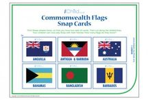 Flags / Flags from all over the world. / by iChild.co.uk