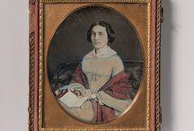 1850's Women's Hairstyles