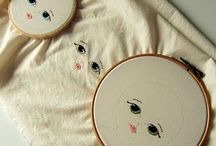 Embroidery / by Paulette Bowers Gooden