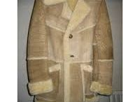 shearling and leather coats and fur