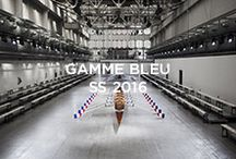 Moncler Gamme Bleu Spring-Summer 2016 Show / For Spring-Summer 2016, the concept of the Moncler Gamme Bleu collection centers around the sport of Rowing. Discover the Show!  #monclergammebleu #ss16 / by Moncler